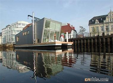 德国Silberfisch船屋设计欣赏