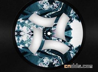 一组时尚经典的CD封套设计分享
