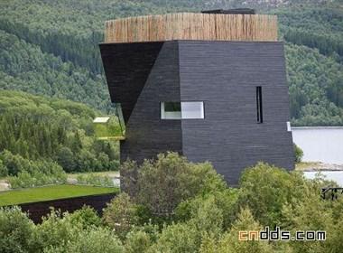 挪威建筑欣赏:挪威哈姆生中心