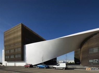 Galilée办公大楼设计