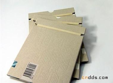 一款书籍的封套包装