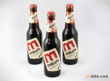 Mike的(Mike's Beer)酒包装