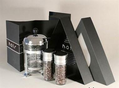 一款有创意的咖啡豆组合包装欣赏