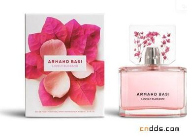 國外不同品牌香水設計