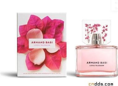最受欢迎的香水包装