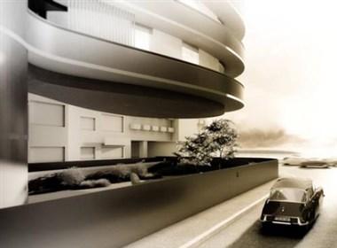 Ron Arad的住宅设计