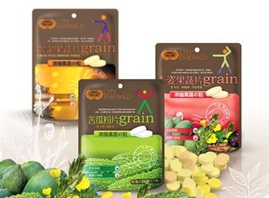 保健品包装设计欣赏