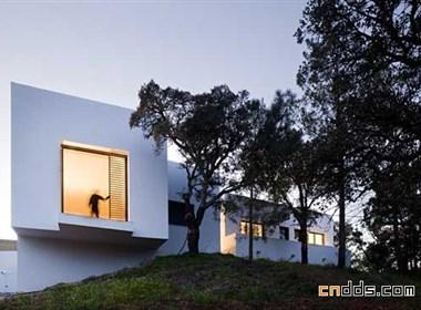 葡萄牙Miraventos住宅