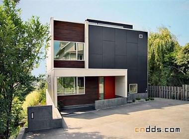 现代时尚住宅设计