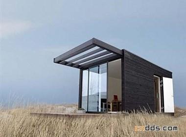 模块化的房屋