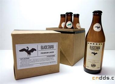 国外啤酒箱创意包装设计