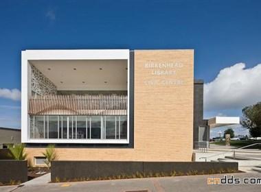 新西兰Birkenhead图书馆和文化中心
