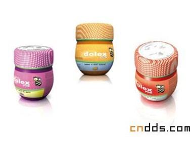 dolex系列儿童食品包装欣赏