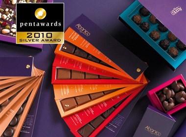 2010 Pentawards—包装设计奖(食品类银奖)