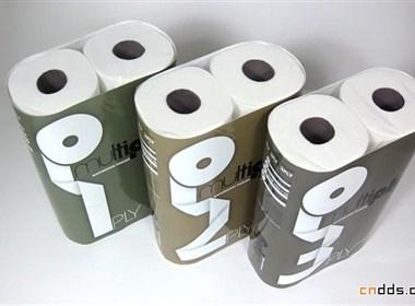 Multiply卫生纸包装设计