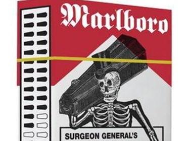 香烟设计从一个侧面体现了国外国内截然不同的香烟消费观念