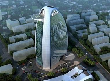 人民日报社新大楼设计竞赛结果