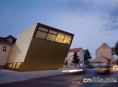 金光熠熠的德国新图书馆