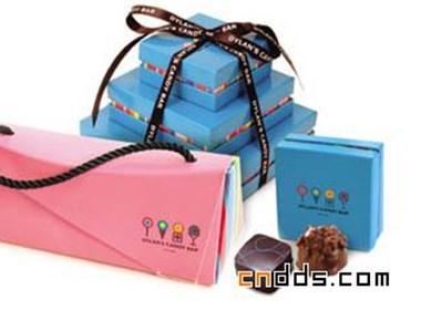 优秀巧克力包装设计欣赏