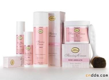 时尚化妆品包装案例分享
