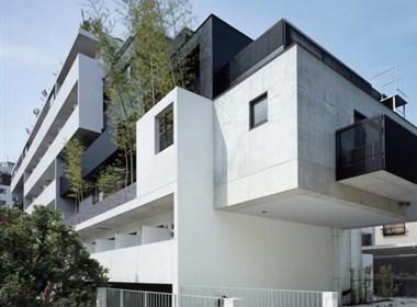 日本Kagurazaka住宅