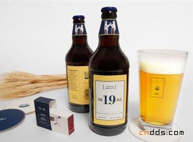 啤酒包装的极简风范