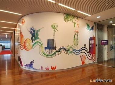 BBC悉尼办公室室内设计欣赏