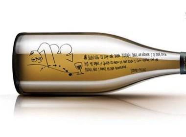 Vi?a Casas del Bosque酒瓶设计赏析