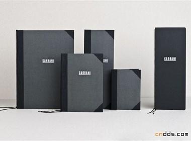 Gabbani创意黑白包装