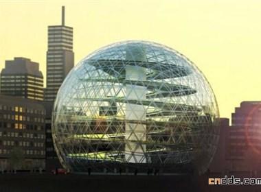 国外建筑欣赏:垂直农场