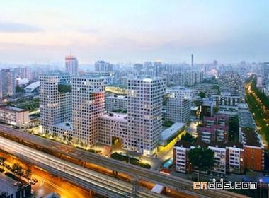 当代MOMA北京联系混合建筑