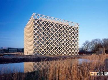 荷兰瓦格宁根阿特拉斯大楼设计