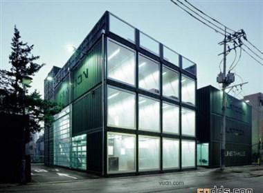 首尔Platoon艺术馆
