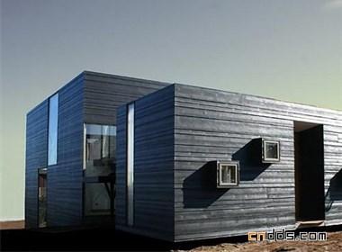 智利几何房屋