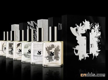 Six Scents香水包装设计
