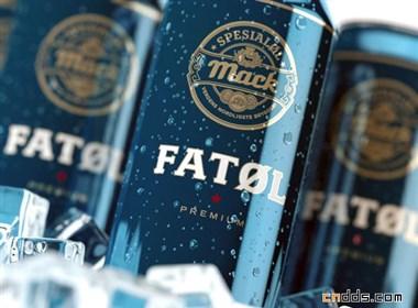 经典的啤酒包装设计
