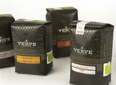 Verve 咖啡包装设计