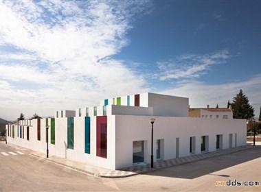 西班牙埃尔查帕拉尔教育中心