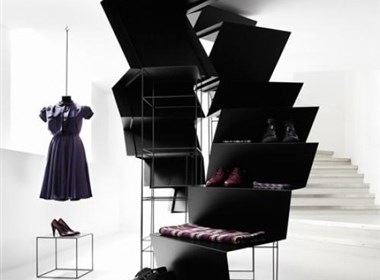 Guise的时装店设计