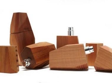 木制香水瓶的设计