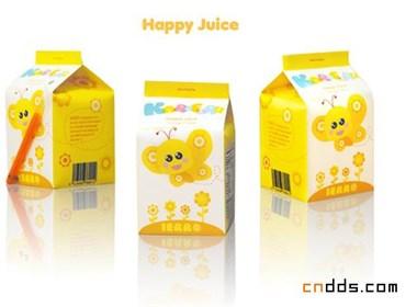 KARAFURU果汁設計