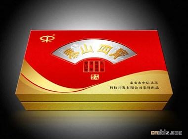 中華元素包裝設計作品選