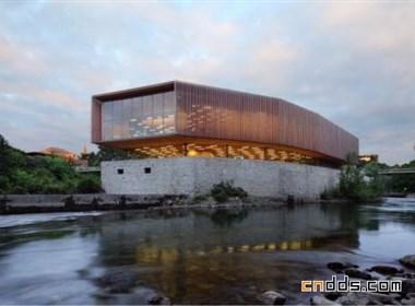 法国Oloron Saint Marie多媒体中心
