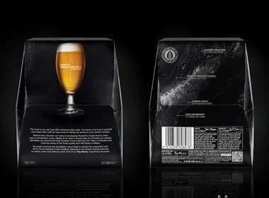 Monteith's Single Source酒包裝設計欣賞
