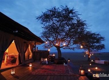 南非草原的天堂