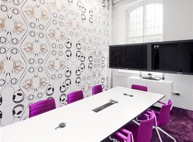 Skype 斯德哥尔摩办公室空间设计