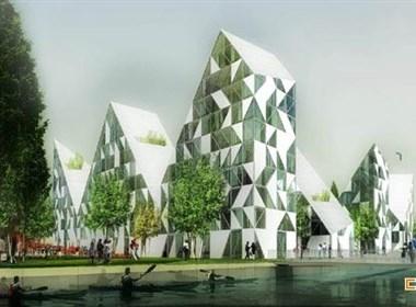 2010年丹麦新建筑