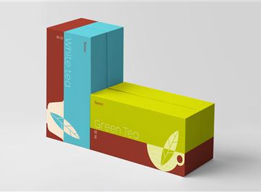 茶叶品牌logo设计及包装设计