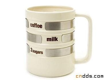 无限创意的杯子设计