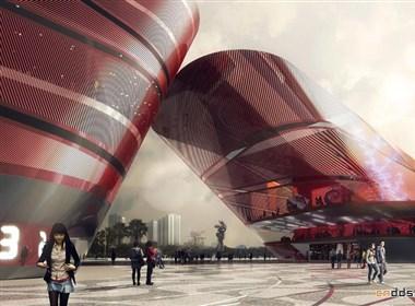 mecanoo建筑师:新的文化复杂,在深圳
